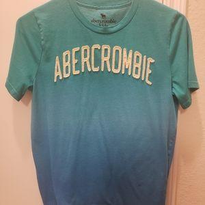 Abercrombie Kids Ombre Logo Shirt